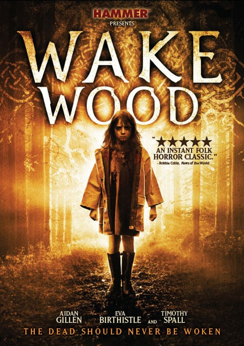 Hammer's The Wake Wood Becomes Entangled On Home Video