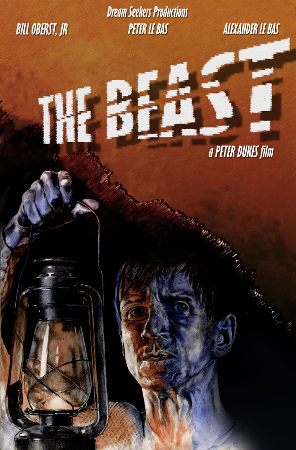 Check Out the Werewolf Short The Beast