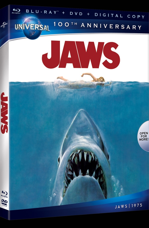 Go Behind-the-Scenes of Jaws on Blu-ray