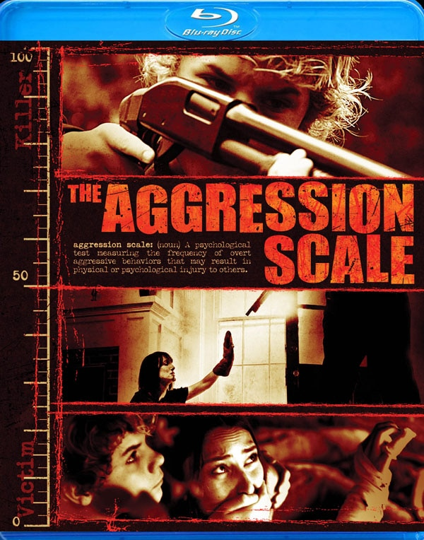 Get on The Aggression Scale in May