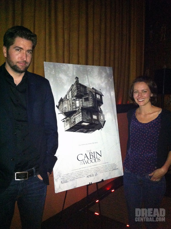 Exclusive Coverage: Dread Central Hosts The Cabin in the Woods at UC Berkeley!
