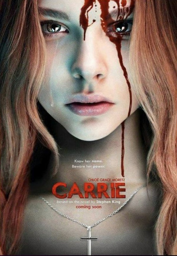 Chloe Moretz on Becoming Carrie