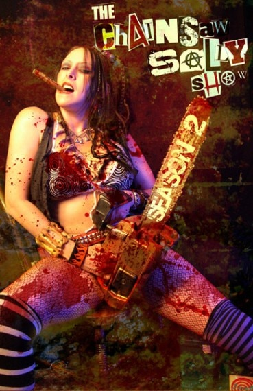 Cast of The Chainsaw Sally Show Talk Season 2 and Beyond