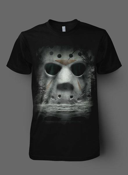 Official Limited Edition Crystal Lake Memories T-Shirt on Sale NOW!