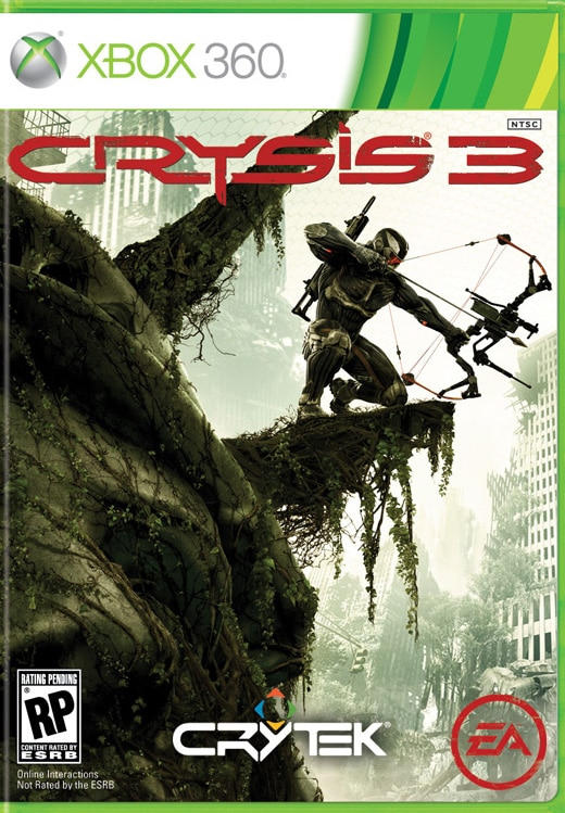 EA and Crytek Announce Crisis 3 Coming Spring 2013