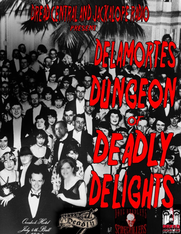 Delamorte's Dungeon of Deadly Delights: Sybil Danning Part 2