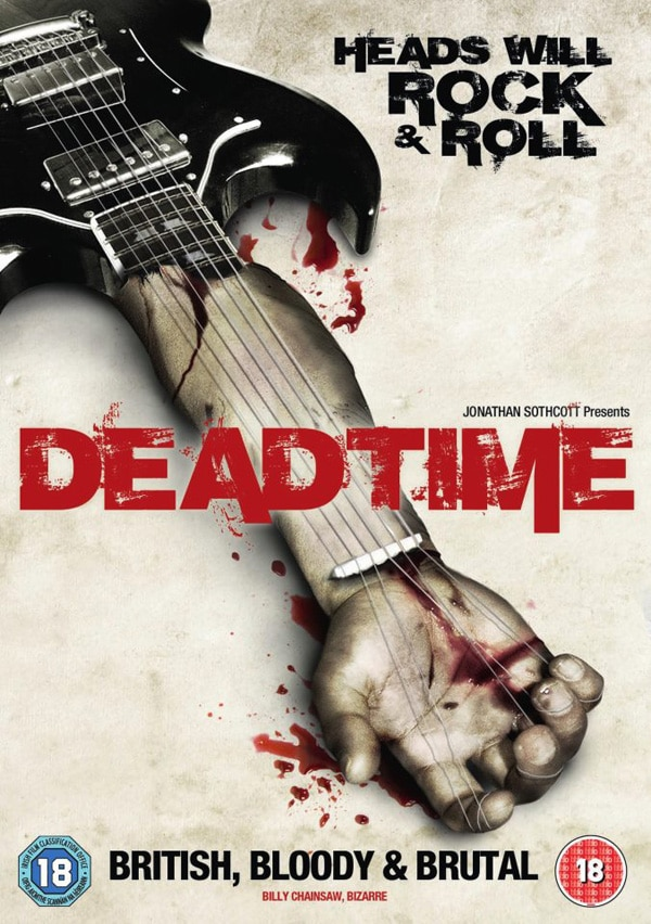 It's Deadtime for a New UK DVD Release
