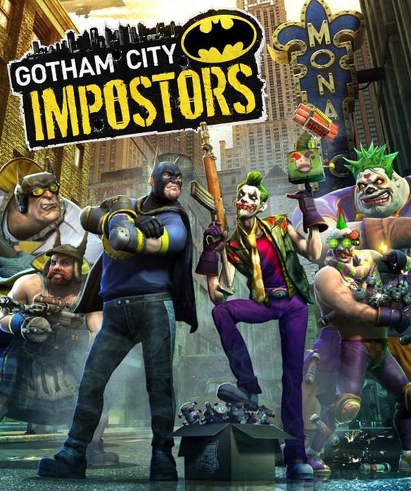 Gotham City Impostors Receives New DLC
