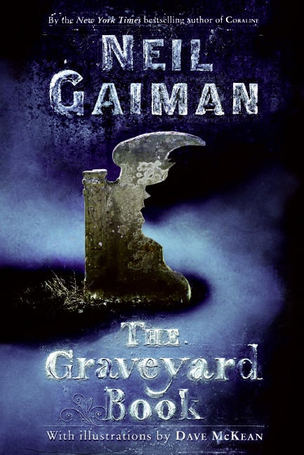 Disney Lands Rights to Neil Gaiman's The Graveyard Book