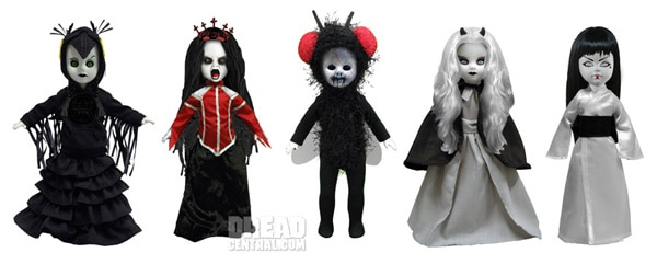 A Quick Look at Living Dead Dolls Series 24