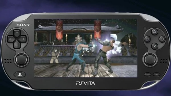 Feast Your Eyes on Mortal Kombat PlayStation Vita Launch Trailer