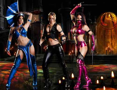 Mileena Live Action Teaser for PS Vita's Mortal Kombat