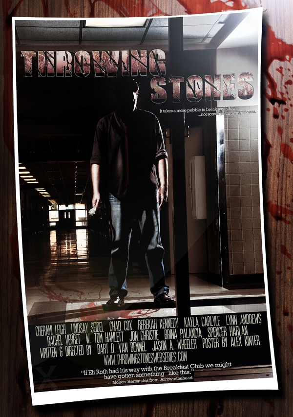 Throwing Stones Web Series Comes to Dread Central! Watch the Entire First Season NOW!