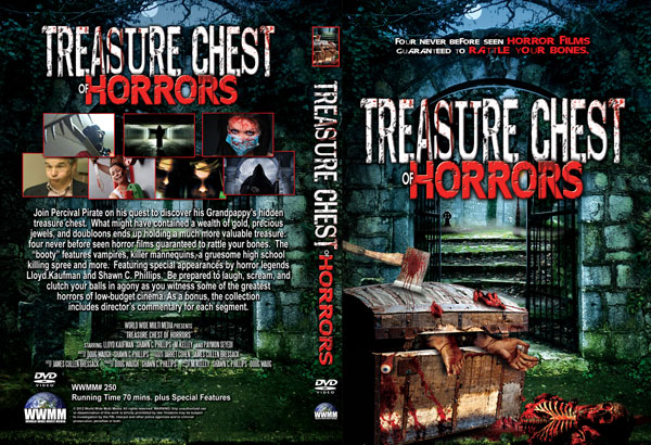 Anthology Film Treasure Chest of Horrors Heading to DVD in June