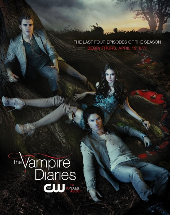 The Vampire Diaries - Just Four Episodes Remain