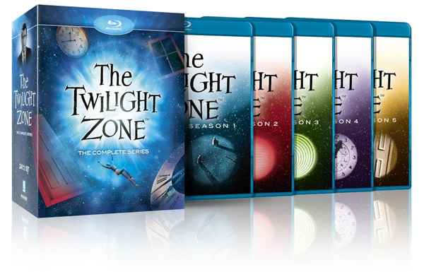 The Ultimate Twilight Zone Collection is on its Way!