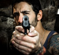 Woodhaven Productions Announces Filming Begins on Army of the Damned; Screen Media Buys Rights - Sully Erna