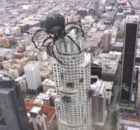 Big Ass Spider! Spins its Web in L.A. this Weekend; Mike Mendez and Company Speak!