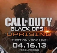 Zombies Unleashed With Call of Duty: Black Ops II Uprising