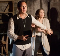 New UK Trailer for The Conjuring Haunts the Net