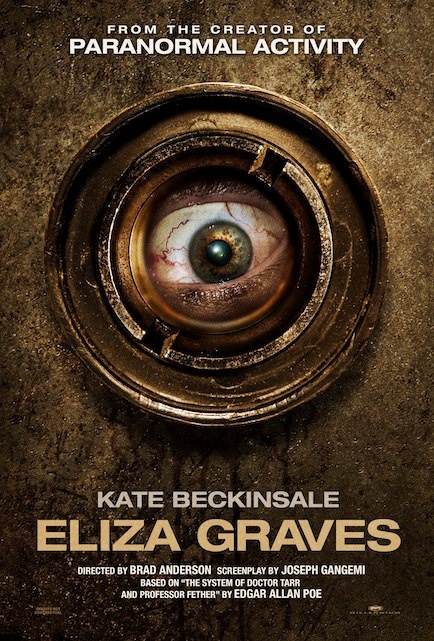 Get Set to Eyeball this Teaser Poster for Eliza Graves