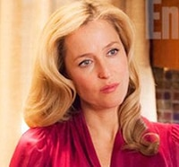 First Look at Gillian Anderson in Hannibal