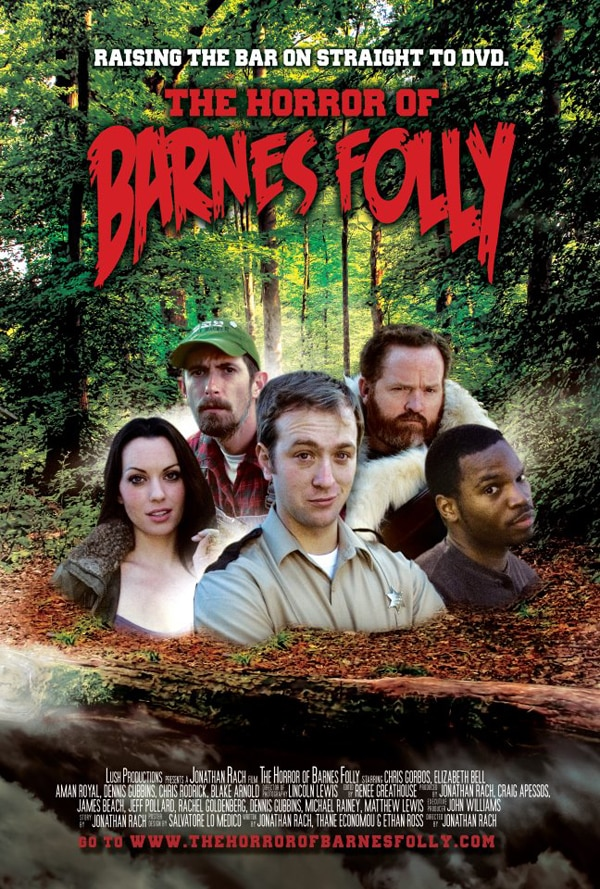 Its Monsters vs. Rednecks in The Horror of Barnes Folly