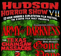 Lineup Announced For Hudson Horror Show 7, June 8 in Poughkeepsie, NY