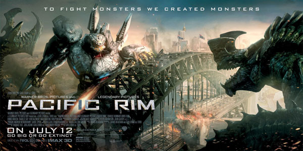 A Banner Monster Battle for Pacific Rim (click for larger image)