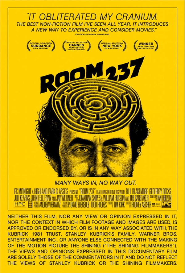 New Room 237 Explores the Brain of Stanley Kubrick
