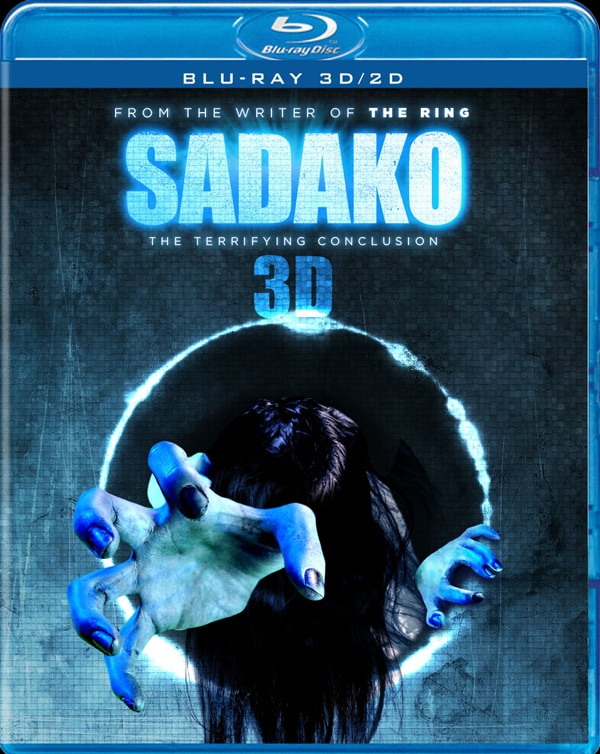 Sadako 3D Jumps Out onto DVD and Blu-ray