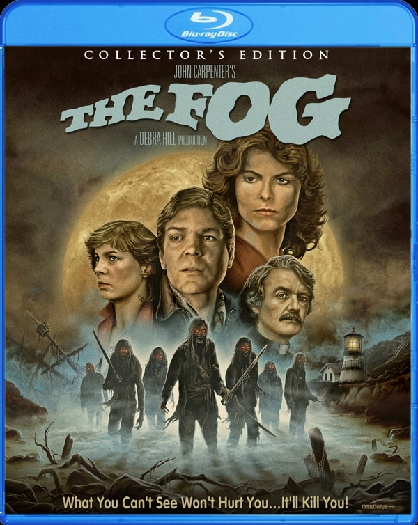 Check Out the Scream Factory's Artwork for The Fog