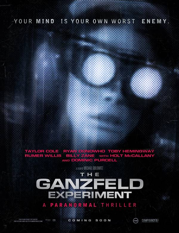 The Ganzfeld Experiment