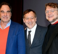 Guillermo del Toro and Sam Raimi Want You Screaming