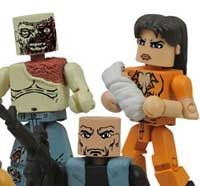 Diamond Select's The Walking Dead Minimates Series 4 Will Rise this Summer
