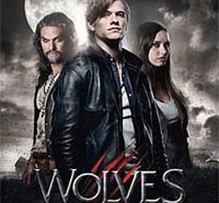 Cannes Sales Art for Wolves Bays at the Moon