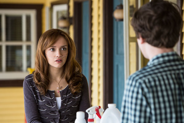 Who's Guilty in These New Stills from Bates Motel Episode 2.07 - Presumed Innocent?