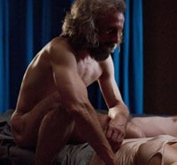 Borgman Sheds His Clothes in New Stills