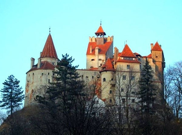 Dracula 39 S Castle Up For Sale Paranormal