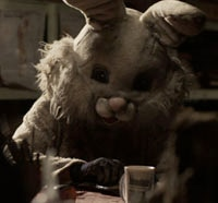 Bloody New Bunnyman Massacre Images Hit With a Splat