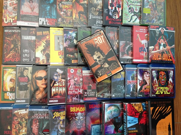A Few More Days Left To Win $1,000 Plus 36+ Cult Movies from Cult Movie Mania