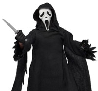 NECA Goes Retro With New Scream Figure