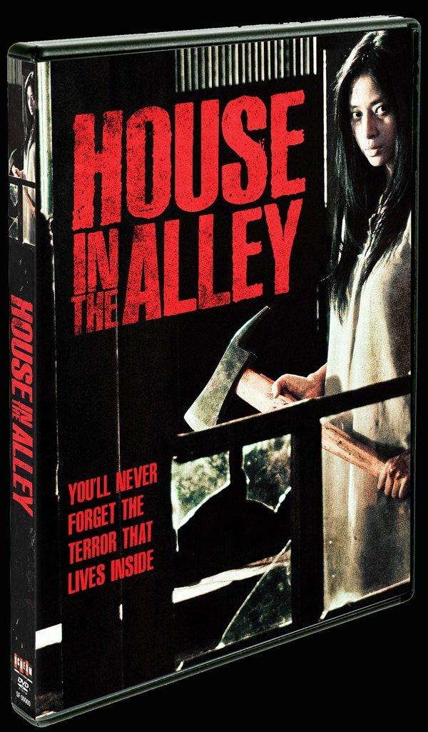 Win A House In The Alley DVD From Scream Factory