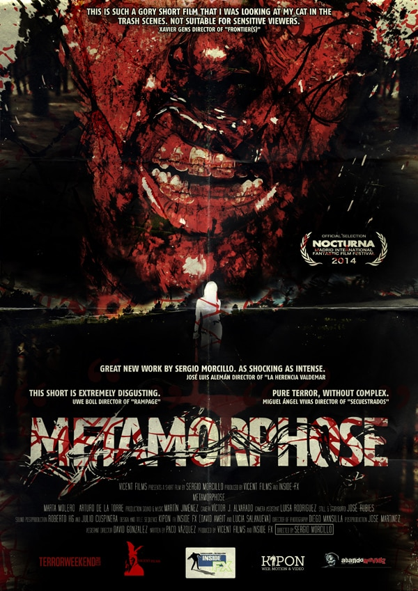 ABCs of Death 2 - Metamorphose