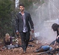 Elijah Makes Things Hard in this Clip from The Originals Episode 1.19 - An Unblinking Death