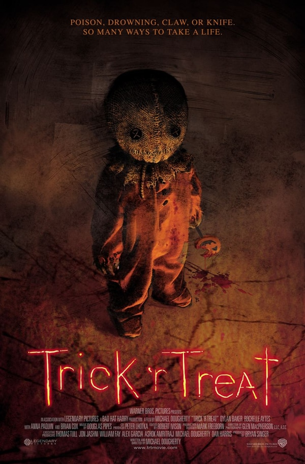 New Trick 'r Treat poster!