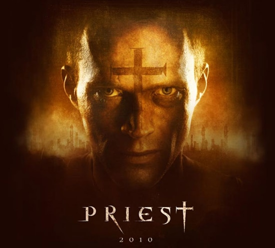 New Priest Trailer Battles Its Way Online