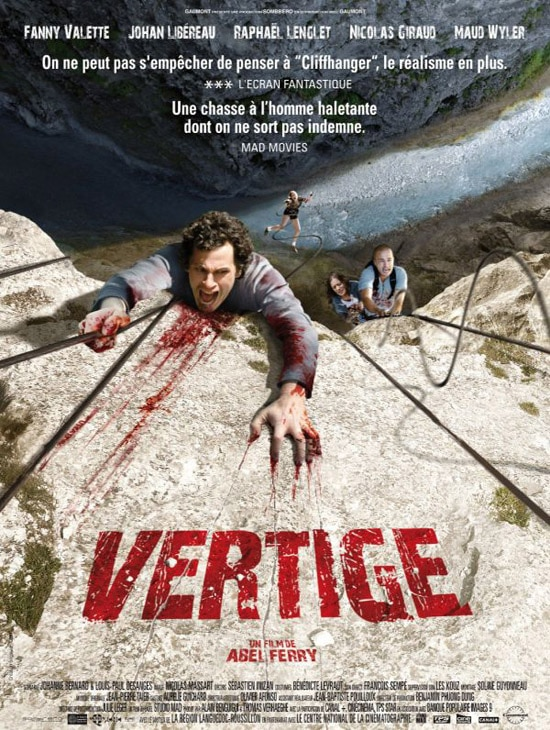 Poster, Trailer, and Clips from Vertige (High Lane)
