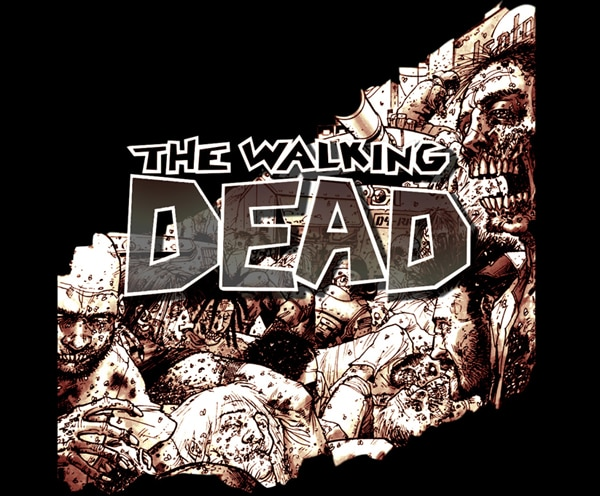 The Walking Dead Consume The New York Times Best Seller List