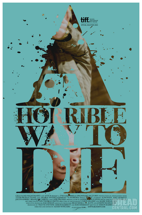TIFF 2010: Experience A Horrible Way to Die (click for larger image)